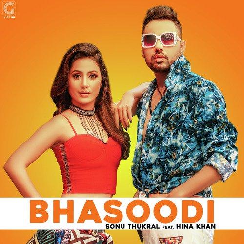 Bhasoodi album artwork