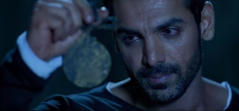 John Abraham in the movie Satyameva Jayate