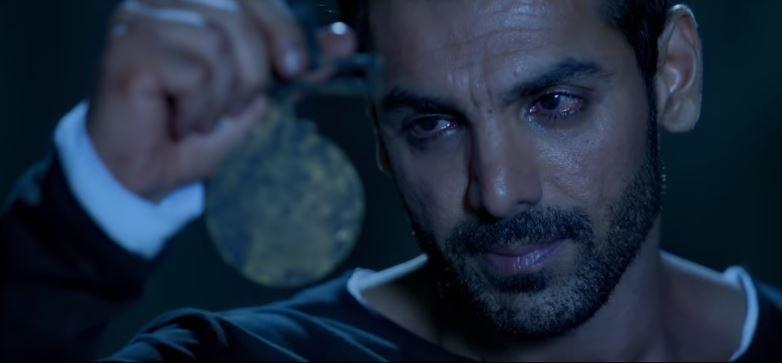 John Abraham in the movie Satyameva Jayate