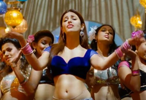 Shruti Haasan in hot look in Pimple Dimple Song