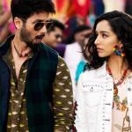 Shahid Kapoor and Shraddha Kapoor in Batti Gul Meter Chalu