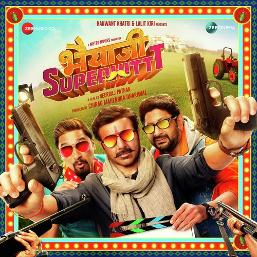 Naam Hai Bhaiaji album artwork