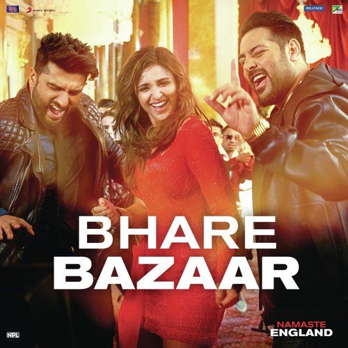 Bhare Bazaar album artwork