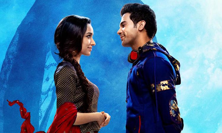 Shraddha Kapoor and Rajkummar Rao in Stree