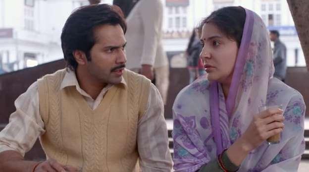 Anushka Sharma and Varun Dhawan in Sui Dhaaga