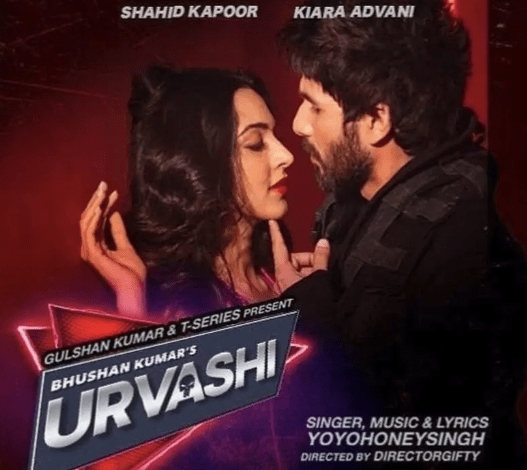 Urvashi album artwork