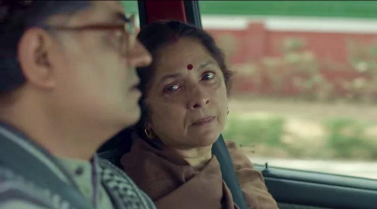 Neena Gupta in Movie Badhaai Ho