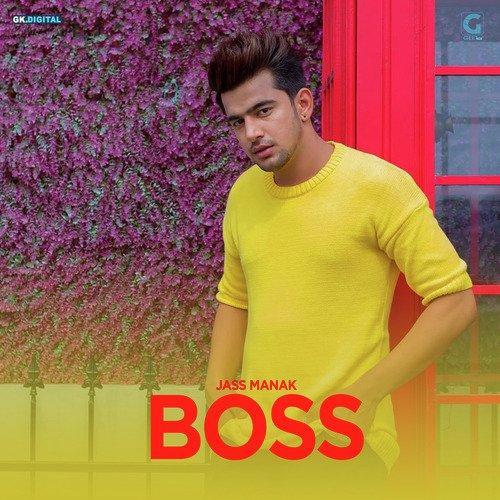 Boss album artwork