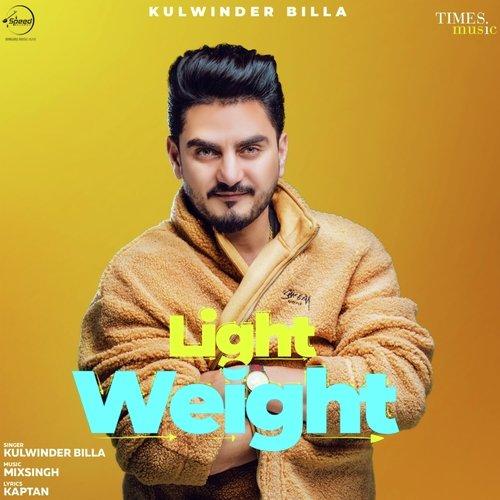 Light Weight album artwork