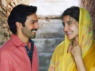 Varun Dhawana and Anushka Dhawan in Sui Dhaaga