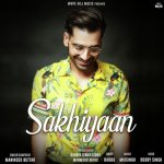 Sakhiyaan album artwork