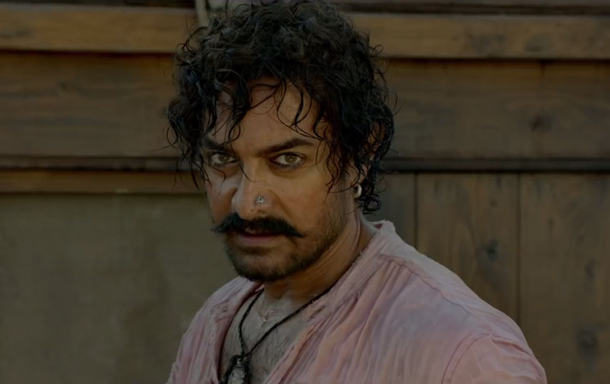 Aamir Khan in Thugs of Hindostan