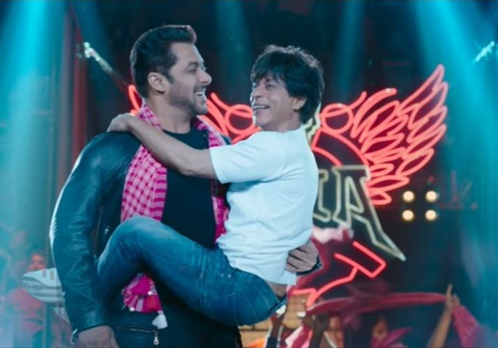 Salman and Shahrukh Khan in Zero