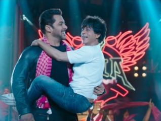 Salman and Shahrukh Khan in Zero