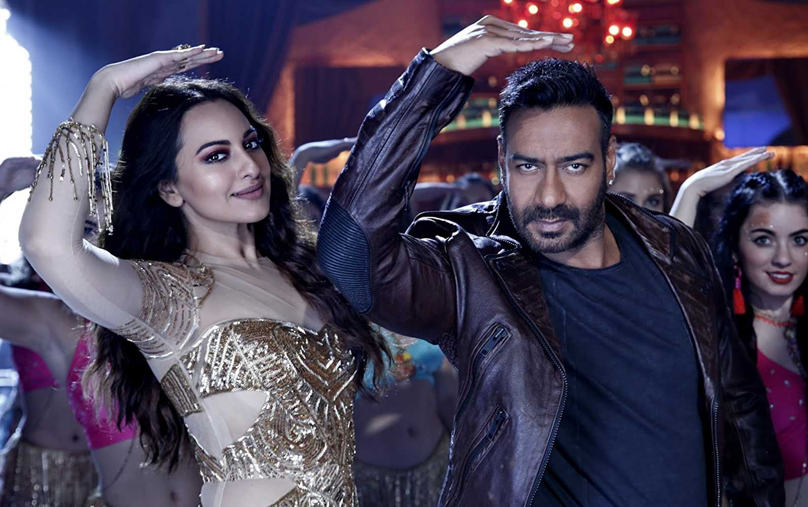 A Still from Total Dhamaal