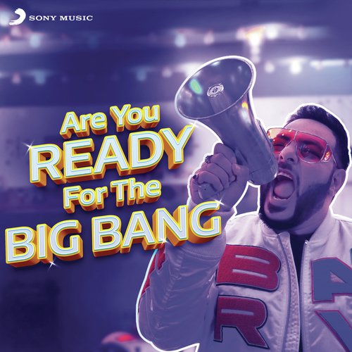 Are You Ready for the Big Bang album artwork