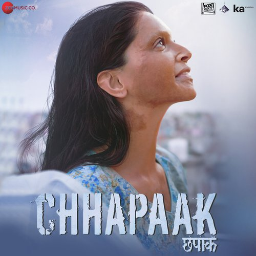 Chhapaak album artwork