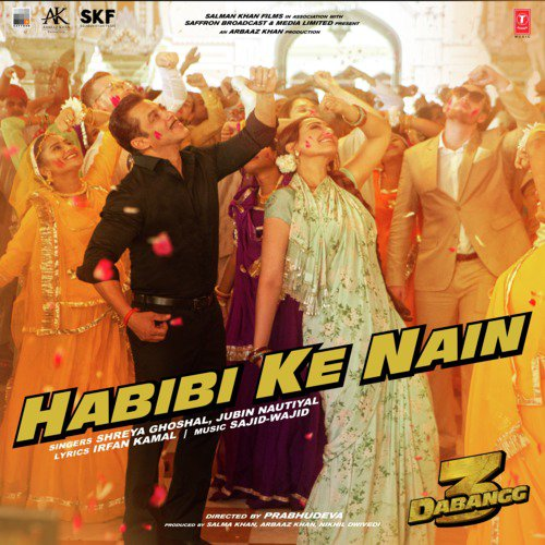Habibi Ke Nain album artwork