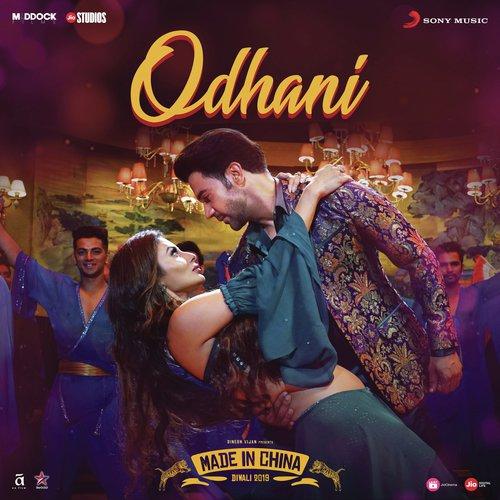 Odhani album artwork