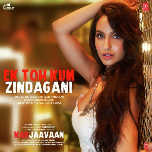 Ek Toh Kum Zindagani album artwork