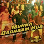 Munna Badnaam Hua album artwork
