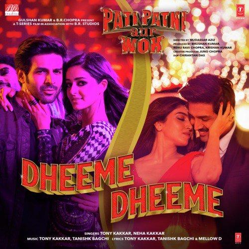 Dheeme Dheeme album artwork
