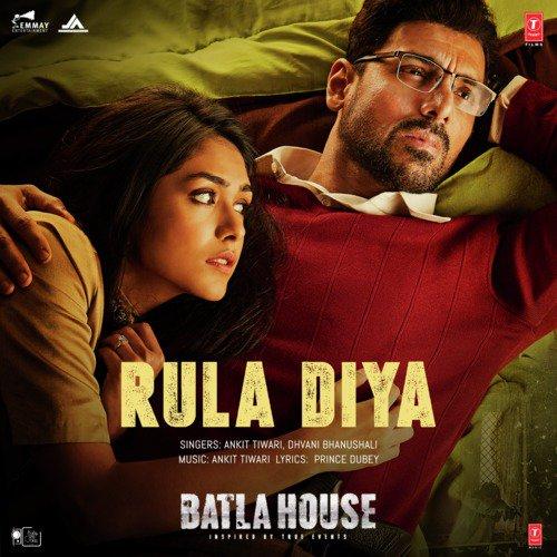Rula Diya album artwork