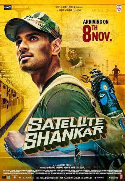 Satellite Shankar movie poster