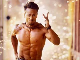 Tiger Shroff in Baaghi 3 Movie