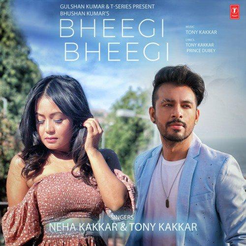 Bheegi Bheegi album artwork