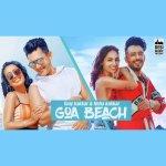 Goa Beach artwork