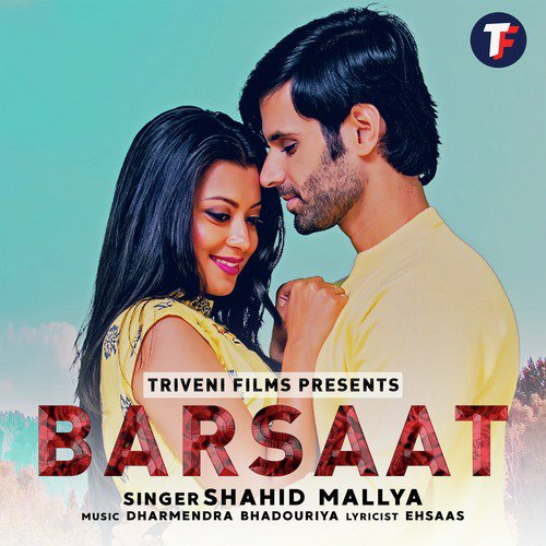 Barsaat album artwork