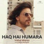 Haq Hai Humara album artwork