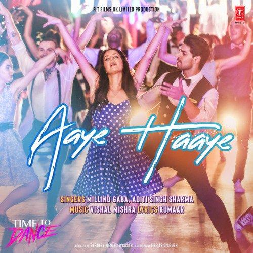 Aaye Haaye album artwork