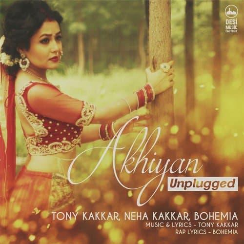 Akhiyan unplugged album artwork