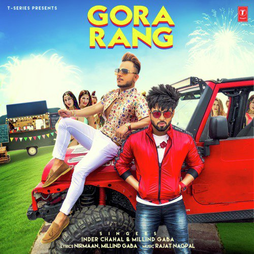 Gora Rang album artwork