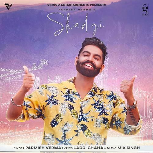 Shadgi album artwork