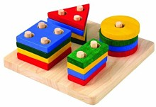 Educational Wooden Toys for Toddlers - The Best of Twins