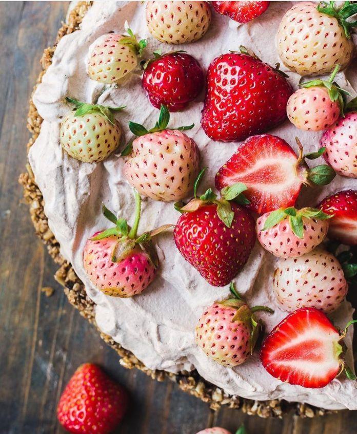 Vegan Berry Tart