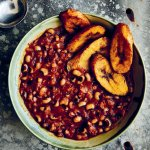 Nigerian Stewed Black-eyed Peas And Plantains (Ewa Riro And Dodo) from Joe Yonan's Cool Beans