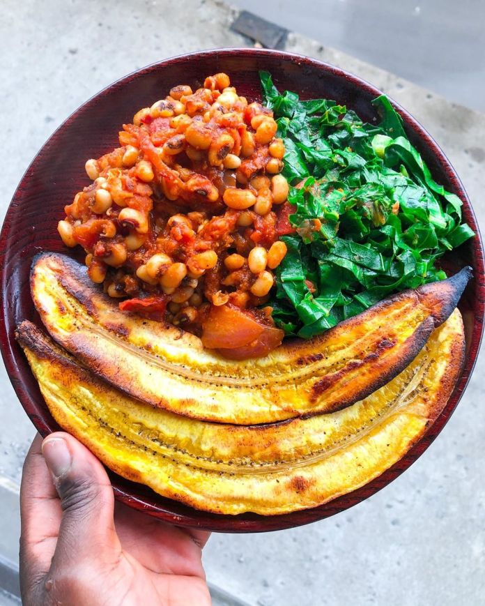 Ghanaian Cuisine: Red Red