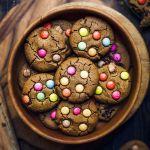 Cosmic Gingerbread Cookies