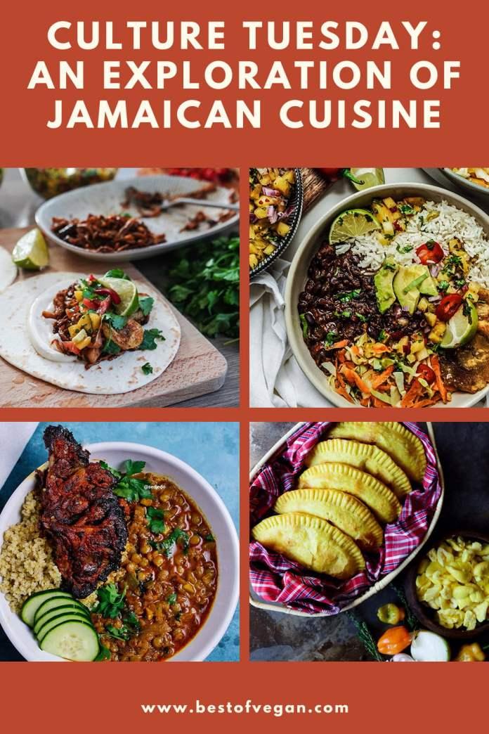 Culture Tuesday: An Exploration of Jamaican Cuisine