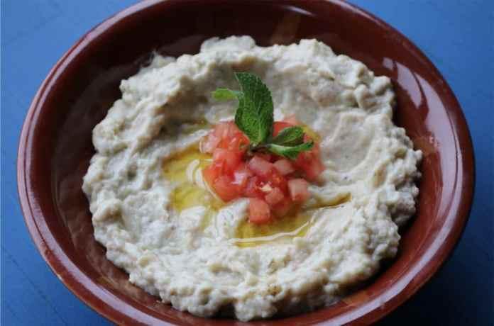 Vegan Levantine Cuisine: Baba Ghanoush