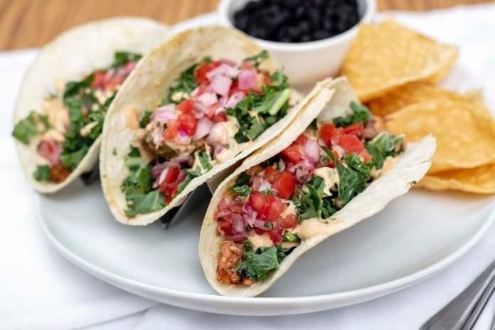 Kale My Name: Vegan Tacos
