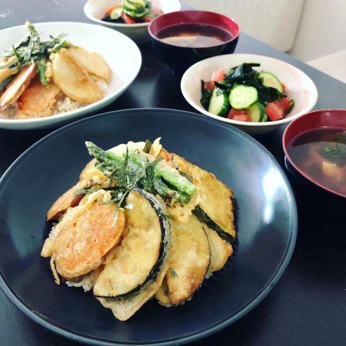 Vegan Japanese Cuisine: Tempura