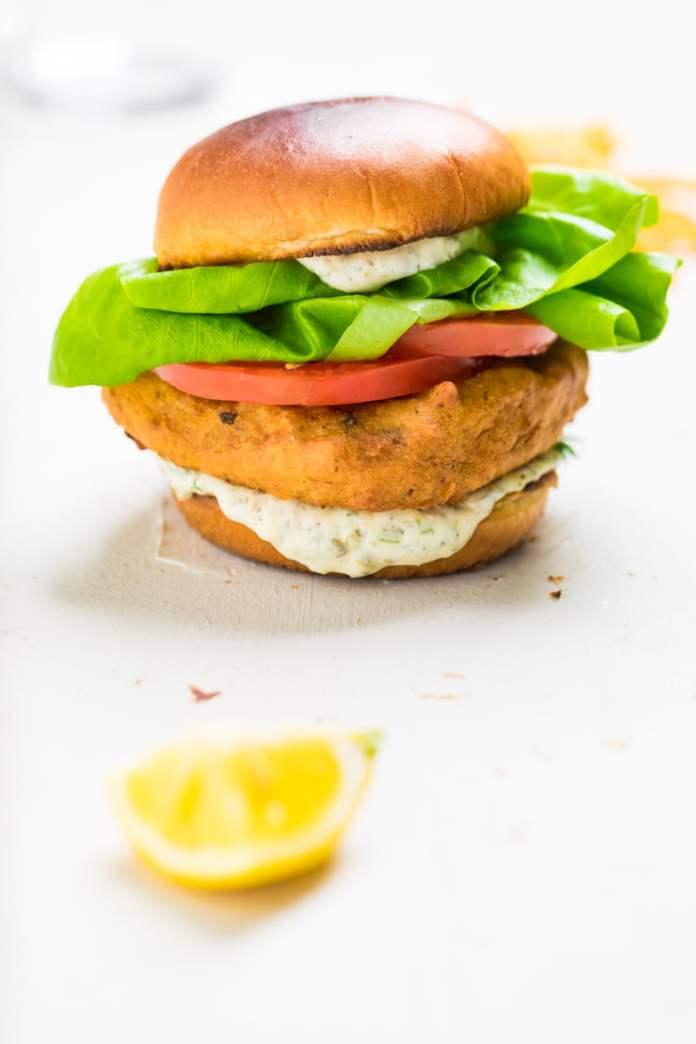 "vegan artichoke recipe: vegan ""fish"" sandwich"