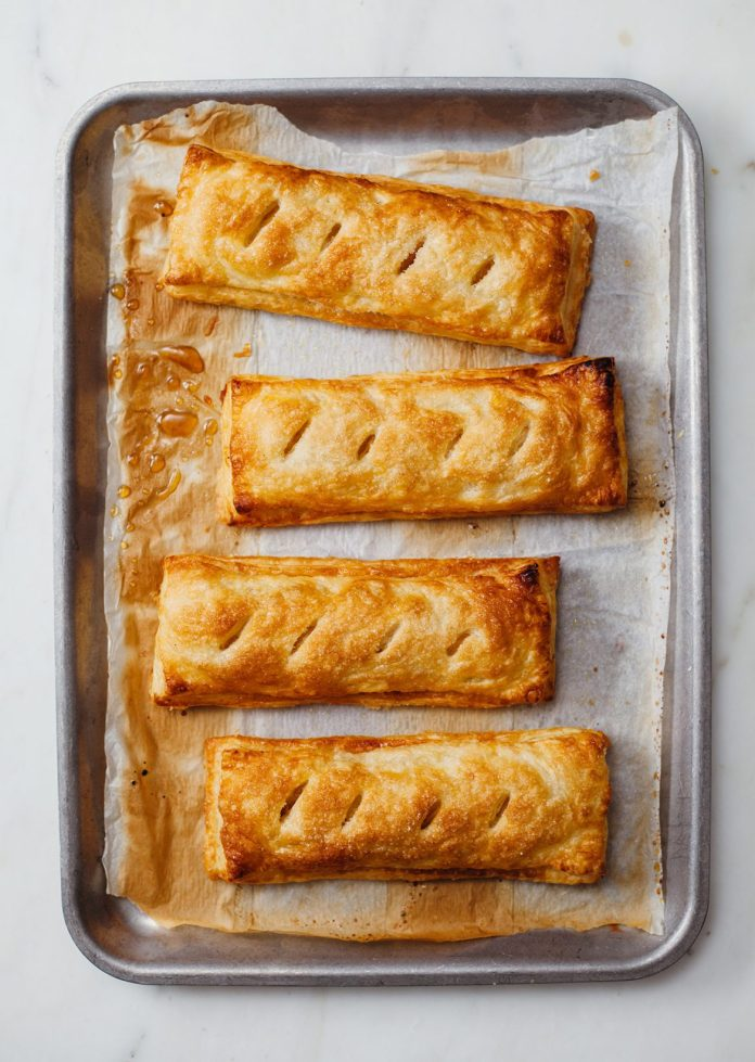 vegan homemade mcdonalds apple pies