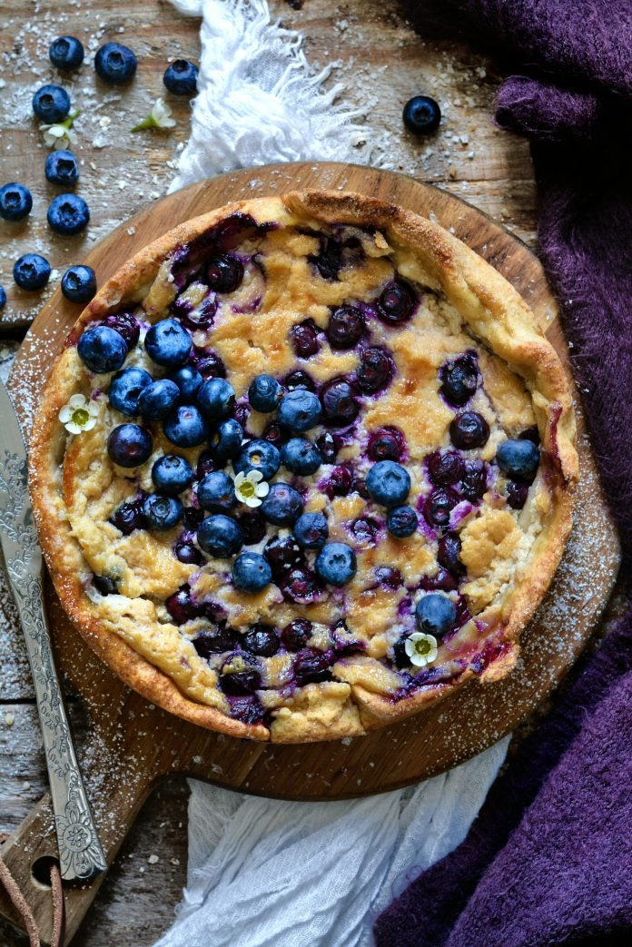 13 Ways to Make Vegan Blueberry Cheesecake