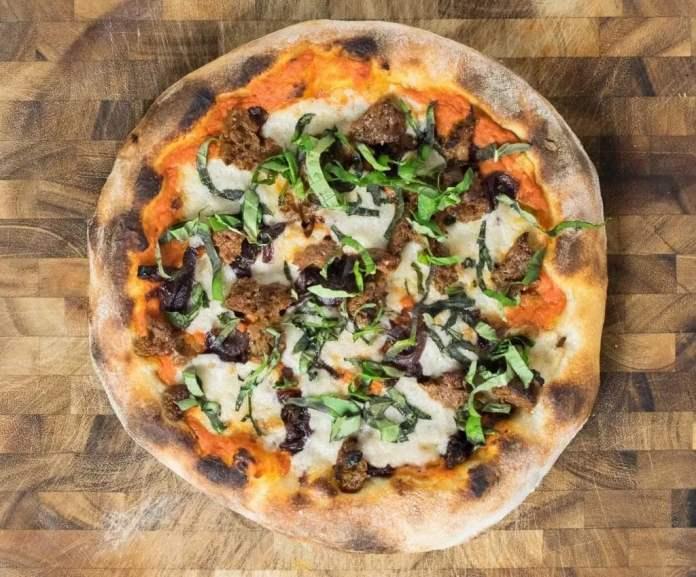 15+ Creative Vegan Cheeseburger-Inspired Recipes: Pizza